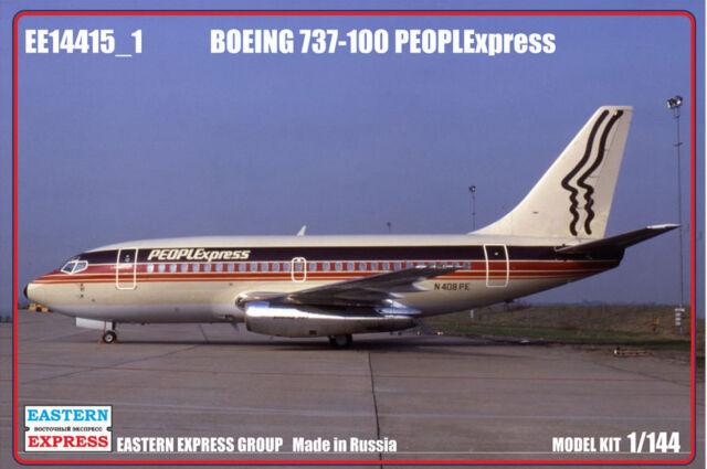 Eastern Express 1 144 Boeing 737 500 Lufthansa Civil Airliner Models Kits Toys Hobbies