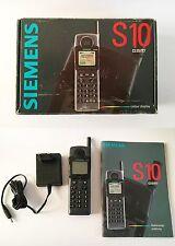 SIEMENS S10 - Vintage Gsm - Sim Free - EU SPEC - FACTORY UNLOCKED - BRAND NEW