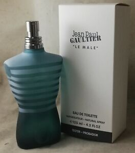 jlim410-Jean-Paul-Gaultier-Le-Male-for-Men-125ml-EDT-TESTER-Free-Shipping-COD
