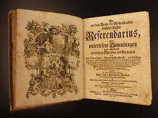 1750 Occult Science Criminal Law TORTURE Bizarre Illustration Mythology Bestiary