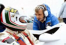 Andrea De Cesaris Rial ARC-01 British Grand Prix 1988 Photograph