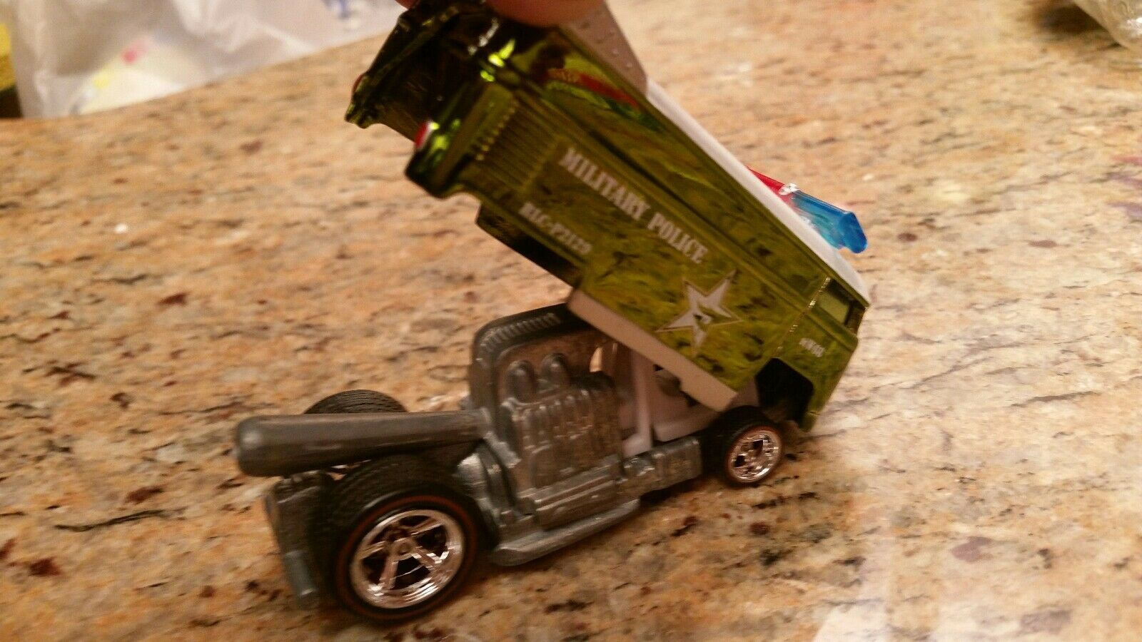 Error de variaciones militar Hot Wheels duro encontrar RLC Vw Drag Bus antes de RLC 1