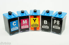 5 Color Ink Tank for HP 564 564XL DIY Ink REFILL System