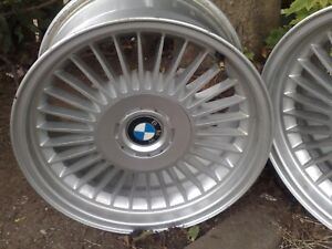 Genuine BMW Alpina Look Series E Series E E Alloys Wheels - Bmw alpina e38