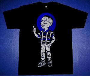 d778623a965a New Steve Finessin Black Blue shirt air jordan space jam 11 cajmear ...