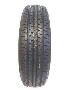E Rated Tires 4 New ST 235/80R16 RAD...