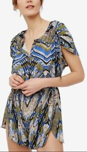 6d6105e3d569 Image is loading NEW-FREE-PEOPLE-Womens-Dream-All-Night-Romper-