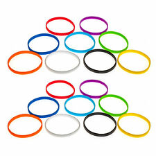 Grifiti Band Joes 4 x .25 20 Pack Durable Cooking Wrist Silicone Rubber Bands