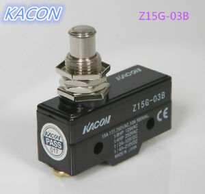 Microswitch lever arch Button Switch Microswitch 5 to 230 V