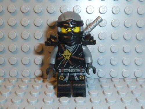 LEGO® Ninjago 1x Figur Cole schwarzer Ninja aus 70623 njo280 F1873