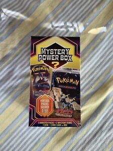 Pokemon-Mystery-Power-Boxes-NEO-Discovery-Packs-1-5-Sealed
