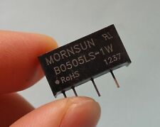 MEV3S0509SC Isolated Module DC DC Converter 1 Output 9V 333mA 4.5V 5.5V Input
