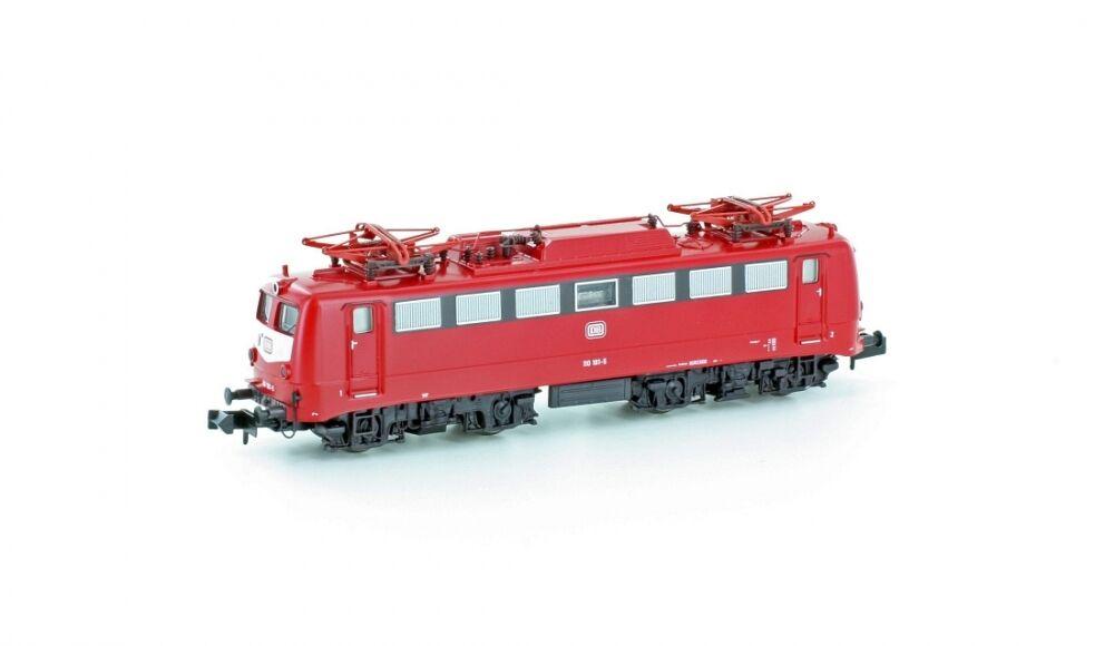 Hobbytrain n 2835 e-Lok br 110 181-5 DB Orient rojo, EP. IVB nuevo