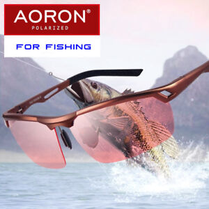 2f00dc585b9 Image is loading Mens-Day-Night-Photochromic-Polarized-Sunglasses -for-Driving-