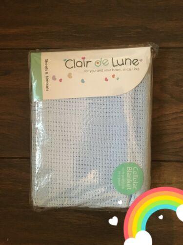 Clair De Lune Cellular Blanket