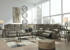 Incredible Ashley Furniture Charenton 3 Piece Sectional Charcoal Color Creativecarmelina Interior Chair Design Creativecarmelinacom