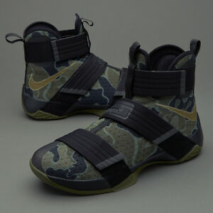 the latest 46e1e 2d524 Details about Nike LeBron Soldier 10 SFG Army Camo Size 13. 844378-022  Kyrie cavs mvp finals