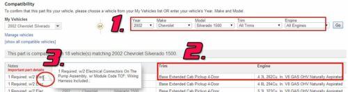 2 Oxygen O2 Sensors for 2007 2008 2009 2010-2012 Toyota Yaris 1.5L Upper Lower