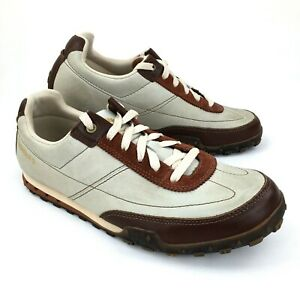 Details about Timberland Earthkeepers Greeley Mens Trainers UK11 Ortholite Hiking Lace Up Shoe