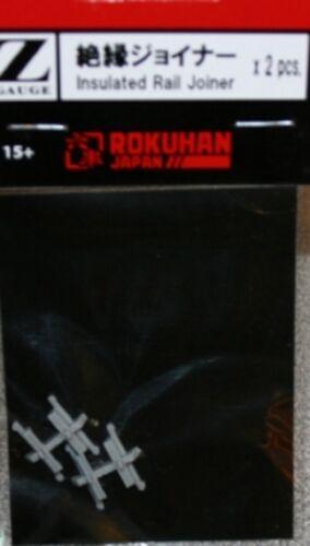 Rokuhan A013 Isolierverbinder 2 Stück