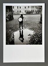 Piergiorgio Branzi Photo XL Junge mit Uhr Comacchio Italien Italy 1956 Boy Clock