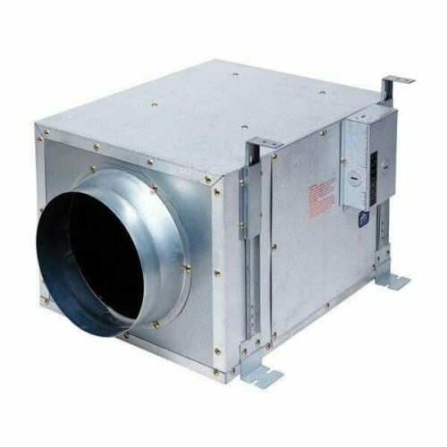 "8/"" ... Remote Mounted Inline Ventilation Fan Panasonic WhisperLine 440 CFM"