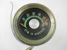 Oem 1964 65 66 67 Oldsmobile 442 Console Bullet Tachometer