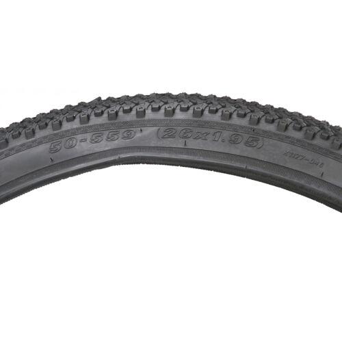 Kenda Bicycle Tire MTB 26/'/'x1.95 Tire Silver Crocodile K1177 Mountain Bike Tire