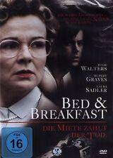 DVD NEU/OVP - Bed & Breakfast - Die Miete zahlt der Tod - Julie Walters