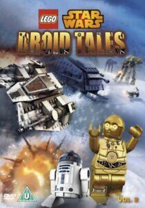 LEGO Star Wars: Droid Tales - Volume 2 DVD *NEW*