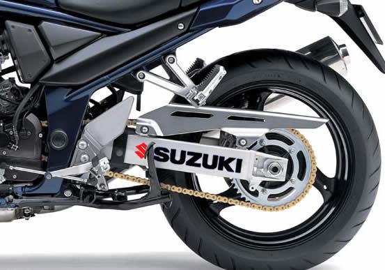 Suzuki Bandit Logo Sticker X 2