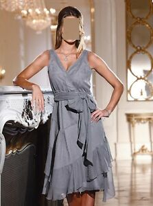 Party Gr 0809960714 Top Dress Steel 40 Grey Summer 38 42 Marque TZYXHFHq
