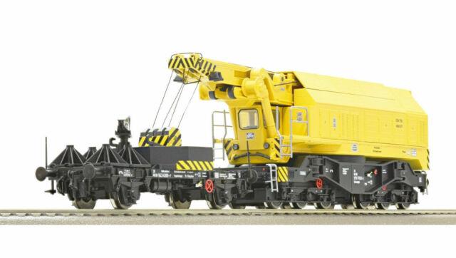 Roco 73035 Eisenbahndrehkran Edk 750 Digital With Zimo Locomotive Sound Ho New
