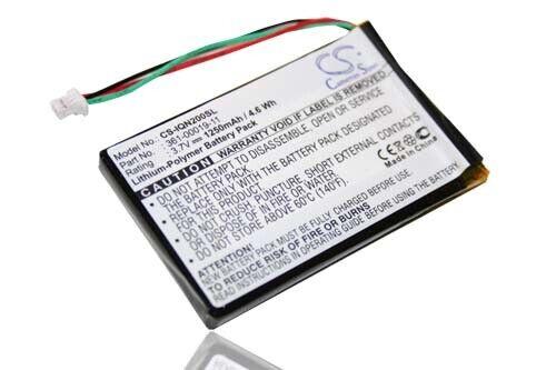 ORIGINAL Accu ® Batterie pour Garmin Nüvi Nuvi 670 680 680 T T ACCU BATTERIE