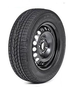 Tamaño Completo Nuevo Nissan note rueda De Repuesto /& Neumático totalmente nuevo 185//55//16