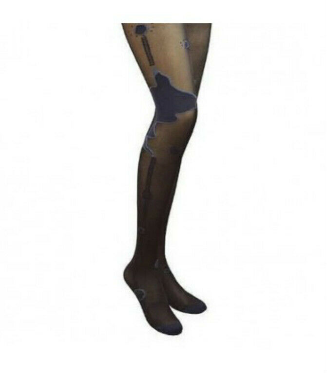 """Berthe Aux Grands Pieds Tights """"fusion"""" Size 3/4 New/package"""