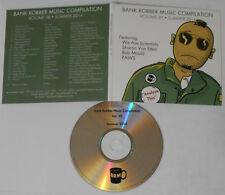 Ex-Hex, Bob Mould, La Sera, Army Navy - Bank Robber Summer 2014 - U.S. promo CD