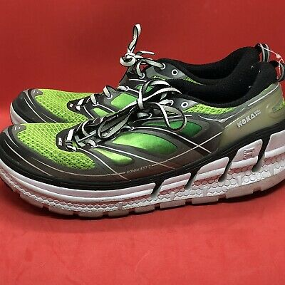 Running Shoes Mens Size 10.5 Lime Green