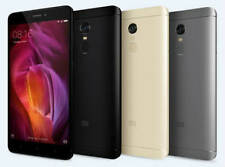 Xiaomi Redmi Note 4 64GB|4GB|4G -6 Month Mi Warranty (Gold|Grey|Black)