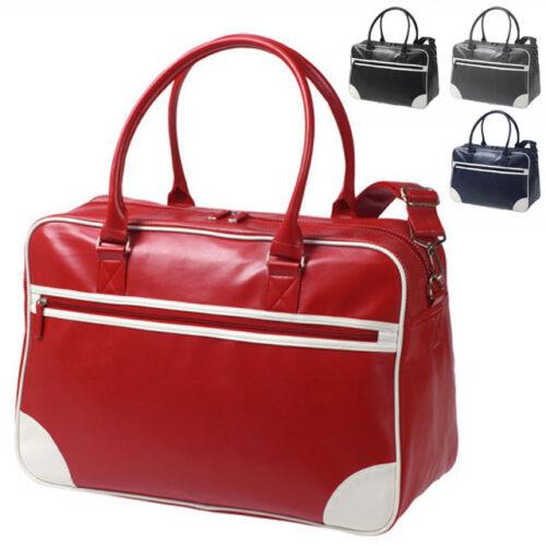 HF7531 Tasche Bag Freizeit Schultertasche Reisetasche retro Damen Sporttasche