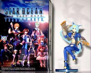 SQUARE-ENIX japanese action anime STAR OCEAN-LAST HOPE figure MERACLE CHAMLOTTE