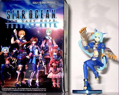 SQUARE-ENIX japanese action anime STAR OCEAN-LAST HOPE figure MERACLE CHAMLOTTE