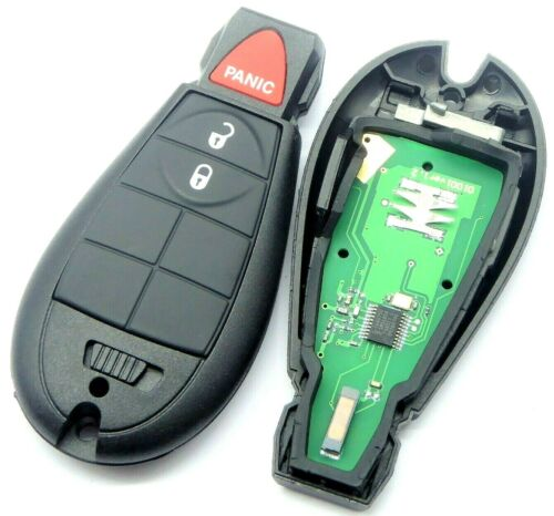 Radio Clé 434 MHz ID 46 Pour Chrysler Dodge