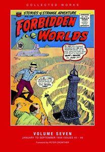 Forbidden-Worlds-Vol-7-HC-Golden-Age-Sci-Fi-Horror-ACG-PS-Artbooks-2014-OOP