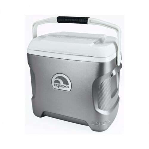 Car Cooler 28 Qt Beverage Coolers For Cars Electric Iceless Mini Refrigerator