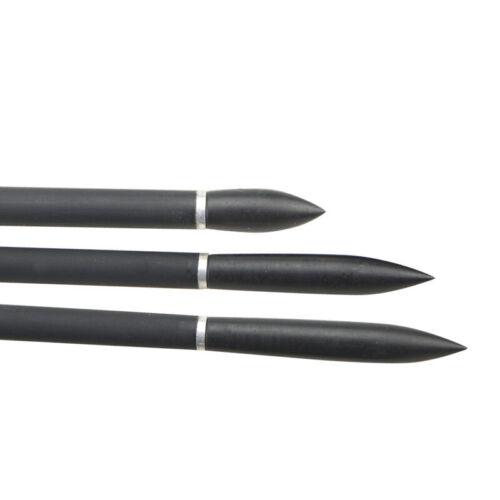 12PK 100-350gr Archery Arrowheads Field Points Target Bow Hunting Broadheads