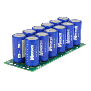 Details about 32V 29F Ultracapacitor Module MAXWELL 2 7V 350F T11  Supercapacitor Module
