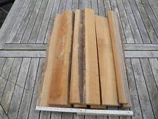 Teak Teakholz  Restesammlung  Leisten Bretter  Bastler Bootsbau  6,4 kg ! E549