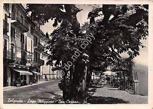 Cartolina-Postcard-Belgirate-Bar-Corona-1953