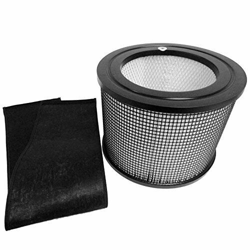 HEPA Plus Replacement Filter w  Carbon Wrap for FILTER QUEEN DEFENDER